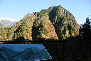 竪坑展望台
